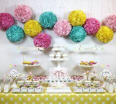 Humpty Dumpty Dessert Table by Bakerella, via Flickr