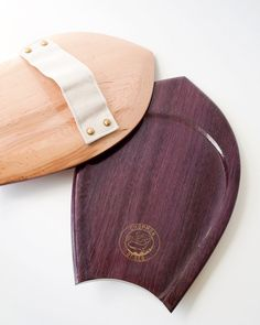 Exotic Wood Handplane for Bodysurfing Birdseye by theAtlanticOcean