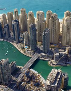 Dubaï #Skyscrapers