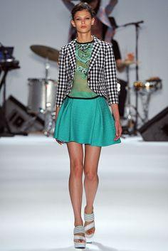 Nanette Lepore Spring 2013 Ready-to-Wear Collection Photos - Vogue