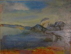 ROCK LAKE by Elizabeth Hyde in the FASO Daily Art Show