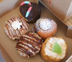 Donut Crazy Doughnuts Now Available in Bridgeport's Black RockNeighborhood - CT Bites - Restaurants, Recipes, Food, Fairfield County, CT