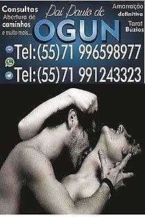 Faço Trabalhos de Amarração amorosa com garantiaAmarração amorosa e consultas reveladorasE vidência comprovada com garantia totalCel 5 5 7 1 9 9 1 2 4 3 3 2 3 Tim  WhatsAppwww.facebook.com/paipaulodeogumdabahia 1, Facebook, Ebay, Log Projects