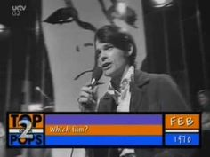 ▶ B J Thomas --- Rain drops keep falling on my head { 1970 } - YouTube