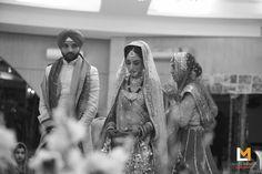 Photographer - Made For Each Other! Photos, Hindu Culture, Black Color, Bridal Makeup, Groom Sherwani, Mangtika pictures, images, vendor credits - Lakshya Manwani Photography, WeddingPlz