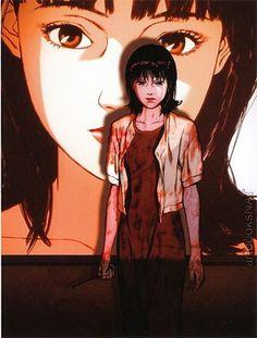 9 Best Perfect Blue Images Satoshi Kon Blue Anime Anime Movies