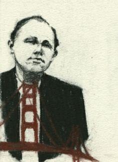 great portrait of Jack Spicer