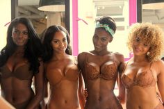 Nude Lingerie For Women of Color | POPSUGAR Fashion