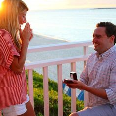"Shapiro Diamonds on Instagram: ""A surprise sunset proposal for one of the sweetest couples we've ever met. There's nothing quite as magical as this #WillYouMarryMe moment. Congratulations Rachel and Lance! ❤️"""