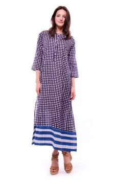 Roberta Roller Rabbit Long Kurta: Wearing this today and may never take it off, ever.