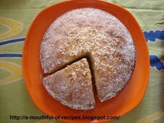 A Mouthful Of Recipes: Cheese Cake