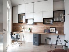Современная скандинавская квартира залитая светом (70 кв. м) | Пуфик - блог о дизайне интерьера