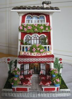 1 million+ Stunning Free Images to Use Anywhere Miniature Fairy Gardens, Miniature Houses, Miniature Dolls, Clay Houses, Miniature Furniture, Dollhouse Furniture, Diy Furniture, Clay Flower Pots, Doll House Crafts