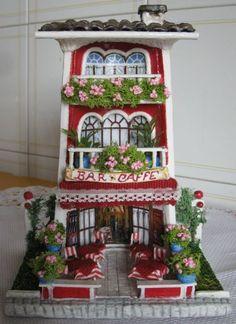 De Todo, Un Poco .: Tejas decoradas