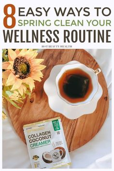 #ad // This spring health routine is perfect for getting my wellness back on track. The spring season is the perfect time to switch things up and these products from @iherb brands have really helped transform my health. I use them everyday now! Health Routine, Self Care Routine, Wellness Tips, Health And Wellness, Useful Life Hacks, Spring Cleaning, Natural Health, Nutrition, Hot