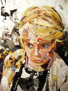 Geïnspireerd door de papiercollages van Patrick Bremer | I ♥ Eco