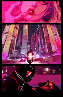 I roar and I thunder : Photo Cyberpunk 2077, Cyberpunk City, New Retro Wave, Retro Waves, Neon Noir, Cyberpunk Aesthetic, Bild Tattoos, Bike Art, Retro Futurism