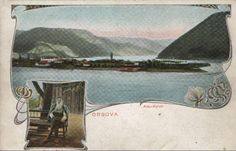 Ada Kaleh Old Photos, Postcards, Ottoman, Country, Places, Painting, Beauty, Old Pictures, Rural Area