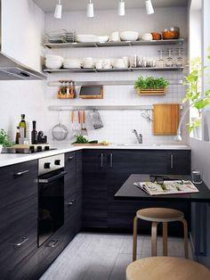 cocina-mini-blanco-y-negro