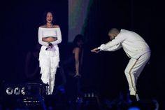 Watch Rihanna and Drake Perform at the BRIT Awards