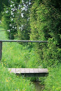 Mini-Brücke ... Foto (c) Heidrun Lutz / www.4plus-marketingservice.de
