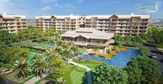 Commercial Center, Condominium, Ph, Bali, Urban, Mansions, Website, House Styles, Business