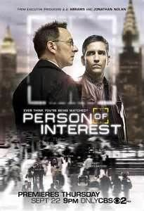 Person of Interest...I don't like this show anymore but it was great for a couple of seasons