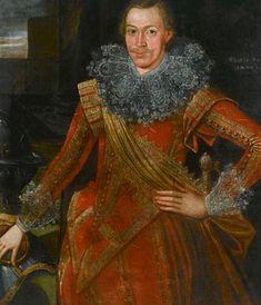 ArtistAnonymous (Gdańsk) TitlePortrait of Konstanty Jacek Lubomirski. Datecirca 1638  Museum of King Jan III's Palace at Wilanów