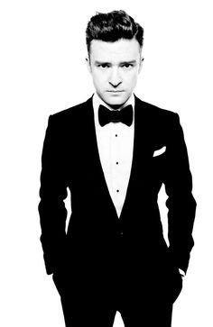 "Justin Timberlake ""Suit & Tie"""
