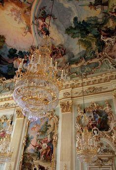Nyphenburg palace Munich, Germany