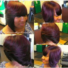 Rabake Lace Front Human Hair Wigs Pre Plucked With Baby Hair Brazilian Remy Hair Lace Front Bob Wigs Rabake Hair Short Bob Hairstyles, Weave Hairstyles, Pretty Hairstyles, Girl Hairstyles, Black Hairstyles, Short Hair Cuts, Short Hair Styles, Bob Styles, Love Hair