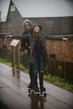 Mia and Adam (If I stay)