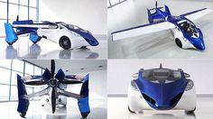 El AeroMobil 3.0 de momento se trata de un prototipo que está en fase de pruebas, pero sus creadores aseguran que el producto final será prácticamente igual que esta versión.  ¿Qué os parece el AeroMobil 3.0: el coche que vuela? http://rwhy.es/1x2Vz7z