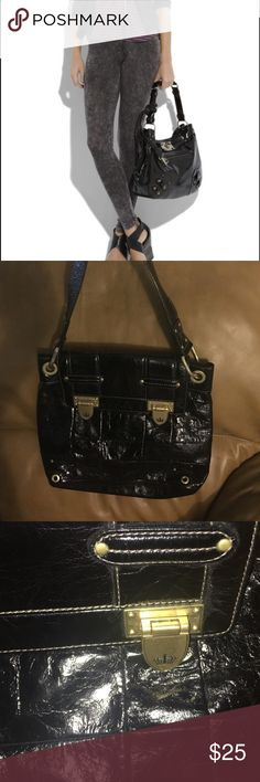 Juicy couture patente leather ! Good condition Bags Shoulder Bags
