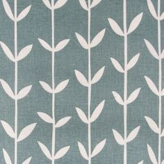 The new Skinny laMinx Orla Wedgewood fabric, now at The Swedish Fabric Co. Curtains For Sitting Room, Bath Girls, Fabric Wallpaper, Grey Fabric, Scandinavian Design, Graphic Prints, Fabric Patterns, Cotton Linen, Furniture