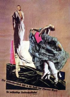 Hannah Höch was one of the few women who participated in the Dada movement that happened in Berlin. She was the only female artist to show ...