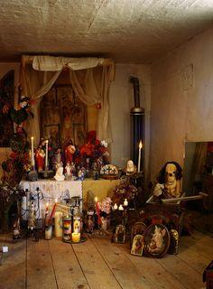 Living Shrines, Lydia Garcia