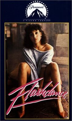 """""""Flashdance"""" (1983) Saw this musical with Mom & Dad in 2014.  It was an 80s movie I loved to watch and the 3 of us danced in our seats to the energizing music.  It was also a movie my parents saw in theaters early on in their marriage."""