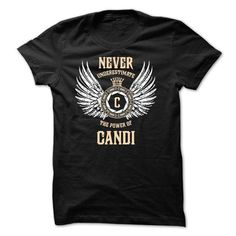 Never Underestimate The Power of CANDI - #mens #girl hoodies. GET => https://www.sunfrog.com/Names/Never-Underestimate-The-Power-of-CANDI-49814496-Guys.html?id=60505