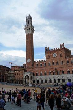 Torre del Manggia #Siena #tuscany #Toskana #italy #Italien