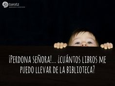 ¡Perdona señora!... ¿cuántos libros me puedo llevar de la biblioteca? Bassinet, Movie Posters, Movies, Twitter, Documentaries, Thoughts, Books, Management, 2016 Movies