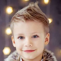 Faux Hawk with Short Faded Sides For Boys - Best Boys Haircuts: Cool Hairstyles For Little Boys and Tween Kids Trendy Boys Haircuts, Black Boys Haircuts, Older Mens Hairstyles, Little Boy Hairstyles, Toddler Boy Haircuts, Cool Haircuts, Haircuts For Men, Hairstyles Haircuts, Boys Haircuts 2018