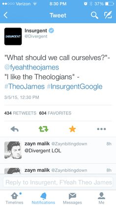 THEO JAMES FANS!! We are now called Theologians!!