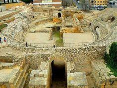 Ruinas romanas - Tarragona