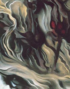 Seaweed (1927) by Georgia O'Keeffe