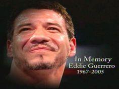 In Memory Of Eddie Guerrero.I miss u eddie Wrestling Stars, Wrestling Divas, Chris Benoit, Eddie Guerrero, Jeff Hardy, Wrestling Superstars, Wwe Champions, Professional Wrestling, Wwe Wrestlers