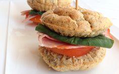 Receta de Pan rápido de almendras #GlutenFree