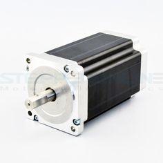 High Torque/Speed Nema 34 CNC Stepper Motor 13Nm(1841oz.in) 34HS59-5004S