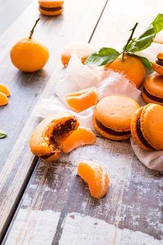 Macarons Chocolat/Clementine | La Raffinerie Culinaire