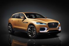 2017 Jaguar F Pace - Provided by Automobile